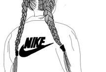 Girl drawings