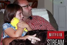Netflix #StreamTeam Posts / A movie junkie family we are from cartoons to horror flicks we watch it all.