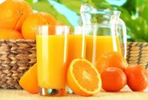 I LOVE ORANGE JUICE!!! / I can't help it....I SOOOOO LOVE ORANGE JUICE!!!!!! / by Felicia Knight