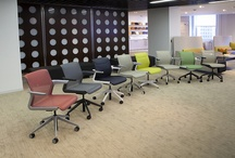 HAVE A SEAT / Take a spin in our stylish seating. / by Allsteel