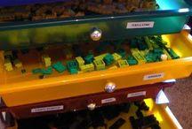 Lego storage / by Helen Salter