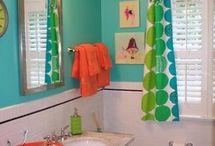 Bathroom   / by Carolyn Jacobson
