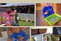 Montessori/Waldorf spaces
