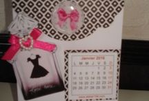 mini calendriers
