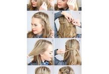 Hair / Hair examples to do!