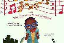 Black characters in children's literature