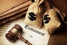 Öröklés, öröklési jog, hagyatéki eljárás, végrendelet