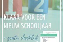 Start nieuw schooljaar