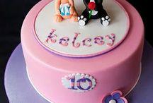 Cat & Kitten Cakes
