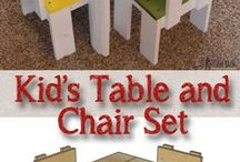 Kiddies furniture