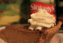 Thanksgiving Desserts! / Sweet treats to share with your family on this special holiday