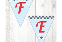 Festa Lanchonete / Papelaria Digital para Festas Criativas. Compre no nosso site www.shopfesta.com.br