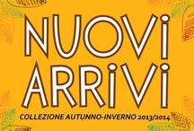 Collezione Autunno-Inverno 2013-2014 / Esposizioni punti vendita