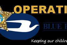 """Operation Blue Bird / As the new school year inches closer WCSO is taking a close look at how we can help keep our children safe as they head back to the classroom. Starting August 10th WCSO is initiating """"Operation Blue Bird""""."""