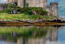 Scotland / Planning a Kirk family Trip! / by Alison Rauschenberger