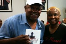Hanging With Celebs / Enjoying my life as an author.