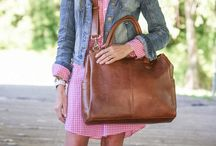 Leather Diaper Bag / Beautiful and stylish diaper bags and more..http://www.oemibaby.com