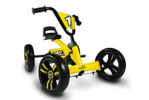 BERG ♥ the BERG Buzzy / The first gokart for your kid(s)  | De allereerste skelter voor je kindje.