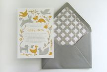 Party - Baby Shower / Baby Shower Invitations & Ideas