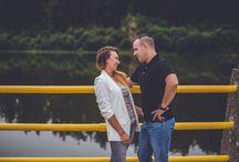 Agata + Krzysztof Sesja narzeczeńska / #sesja #fotografia #narzeczeńska #ślub #wesele #białek