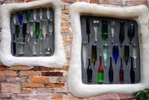 bottle windows & walls