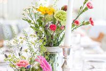 Blomster inspirasjon
