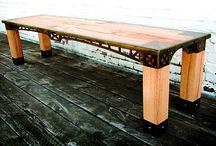 Muebles mesas