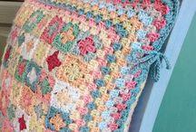 Crochet carre