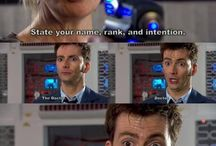 Doctor who / Needs none