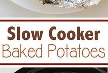 slow cooker jacket spuds