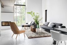 Living Room Decor Ideas / Living room decor ideas and inspiration for modern, rustic, Scandinavian, modern, luxury, small, grey and simple kitchens. DIY living room decorating inspiration and on a budget.