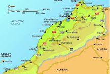 Marokko / Marokko een prachtig vakantieland. Ik hoop dat u ook enthousiast zult worden, na het lezen van mijn verhalen