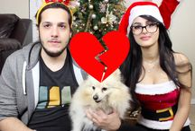 SSSniperwolf x Sausage / SSSniperwolf and Sausage broke up in 2016. The pair has been in limelight since they started dating in 2013 and appeared in one another's video.