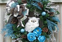 Fabulous Holiday Wreaths