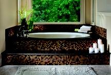 Bathrooms / by Granite Transformations Tulsa