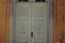 Puertas y portales / fotografias de portas  e aberturas em varias cidades