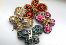 Yaka Broş & Collar Brooch