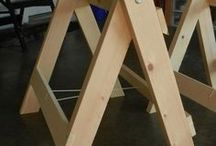 sawhorse & support tools