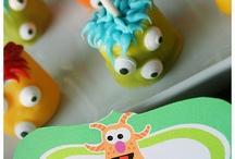 Noah's Monster Party