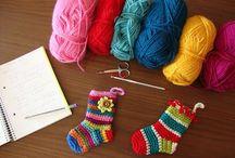 Crochet & Knit / by Heather Scherbring