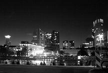 Las luces de esta ciudad / Ciudades del mundo de noche