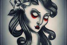 tattoo art by MWeiss