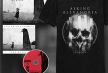 Official Asking Alexandria Merchandise