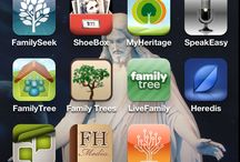 Technology / Technology, apps and programs to help with genealogy/family history research