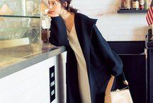 coat ガウンコート