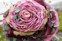 being a florist