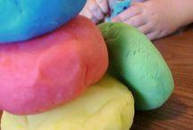 Play dough recepie !