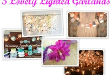 Lighted Garlands