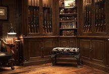 Gun & Rod Rooms