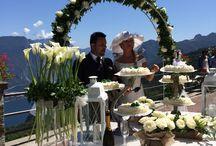 Nozze in giardino / Matrimonio
